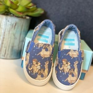 Disney Snow White Luca TOMS